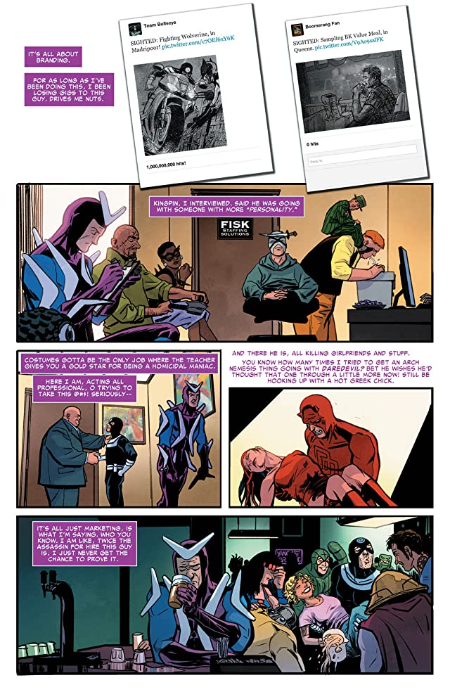 click for super-sized previews of The Superior Foes of Spider-Man #9
