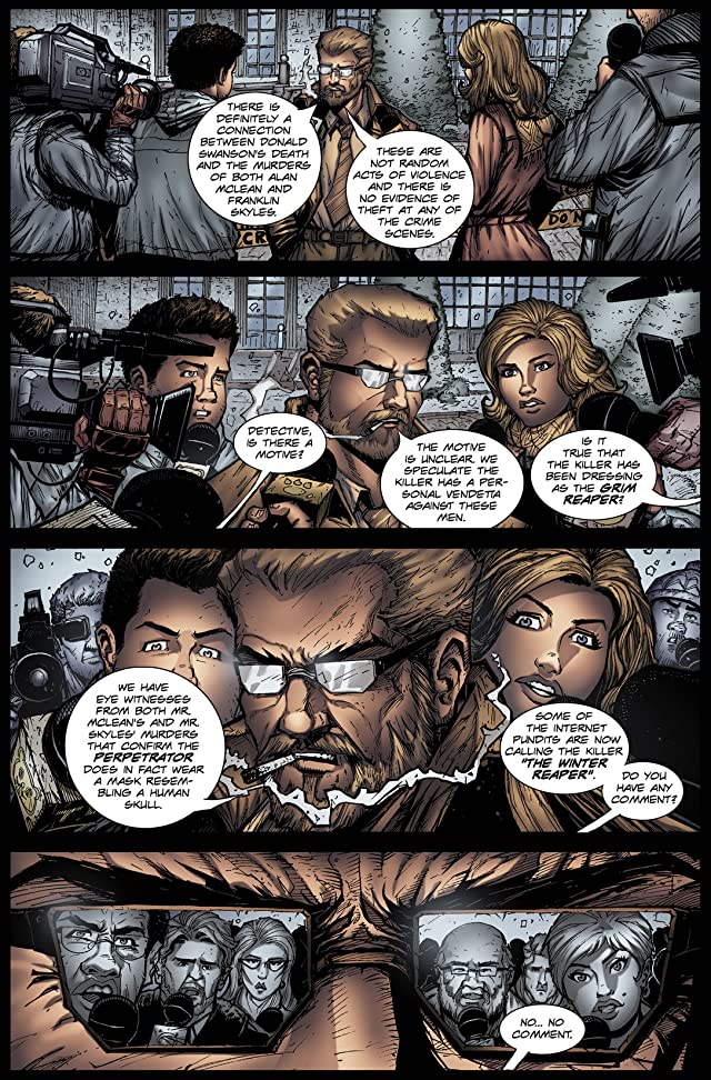 click for super-sized previews of Winter City #4