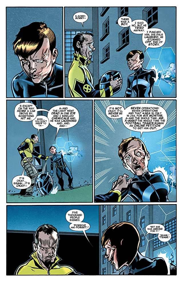 X-Men: Legacy (2008-2014) #300