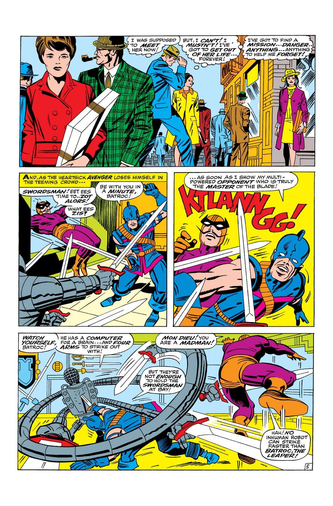Captain America (1968-1996) #105