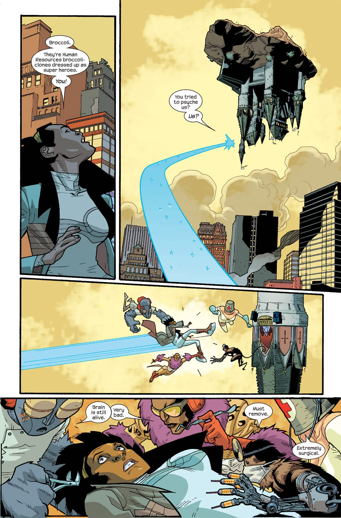 Nextwave: Agents of HATE #10