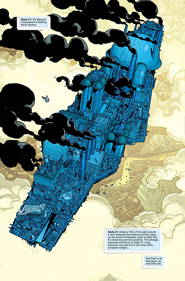 click for super-sized previews of Nextwave: Agents of HATE #11