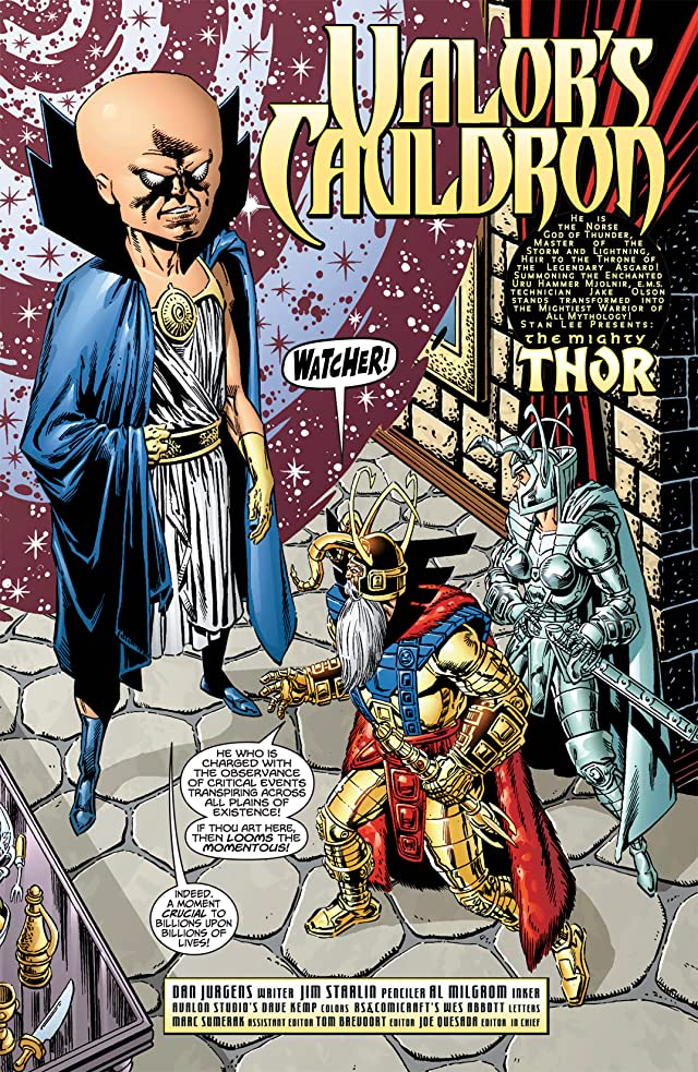 click for super-sized previews of Thor (1998-2004) #37