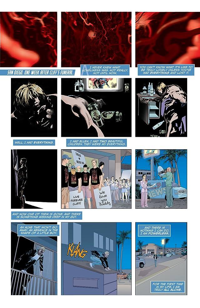 click for super-sized previews of Animal Man (2011-2014) Vol. 4: Splinter Species