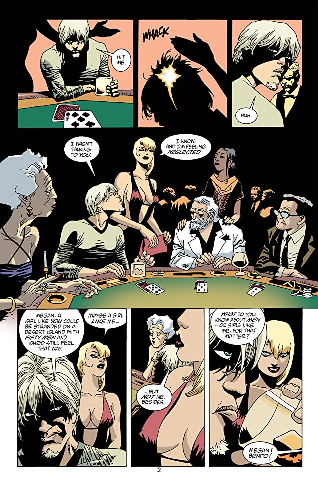 click for super-sized previews of 100 Bullets #24