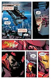 Iron Man: Director of S.H.I.E.L.D. #23