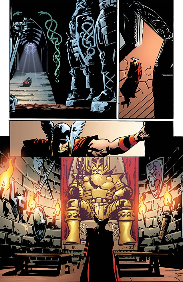 click for super-sized previews of Thor (1998-2004) #44