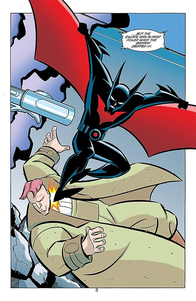 Batman Beyond (1999-2001) #19