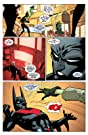 click for super-sized previews of Batman Beyond (2011) #3