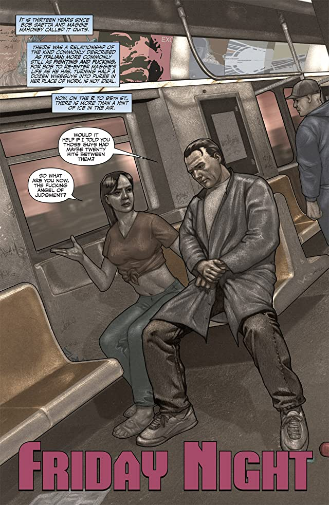 click for super-sized previews of Back To Brooklyn #2