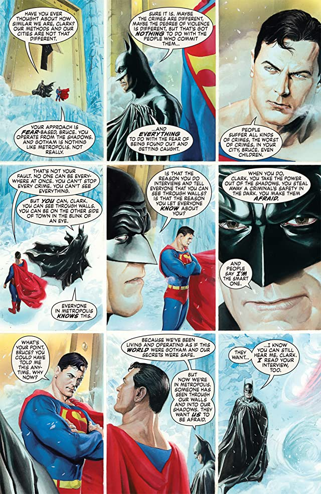 click for super-sized previews of Justice #8 (of 12)