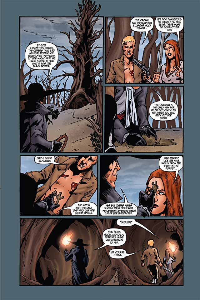 Salem: Queen of Thorns #4 (of 4)