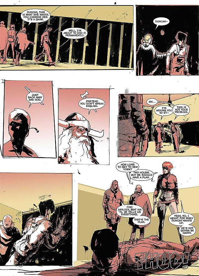 Cowboy Ninja Viking #10