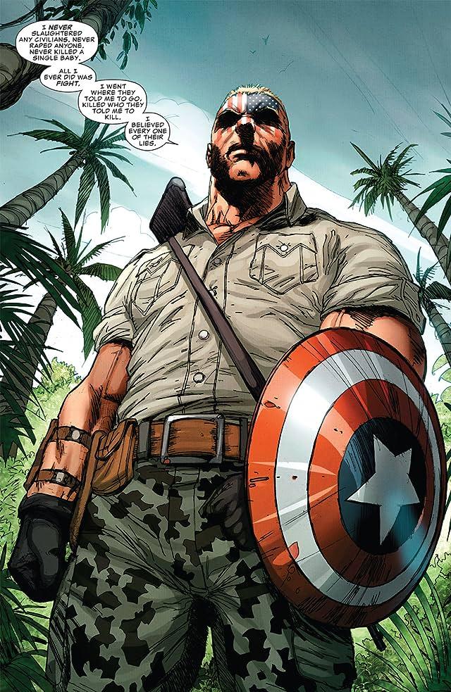 Ultimate Comics Captain America #3 (of 4)