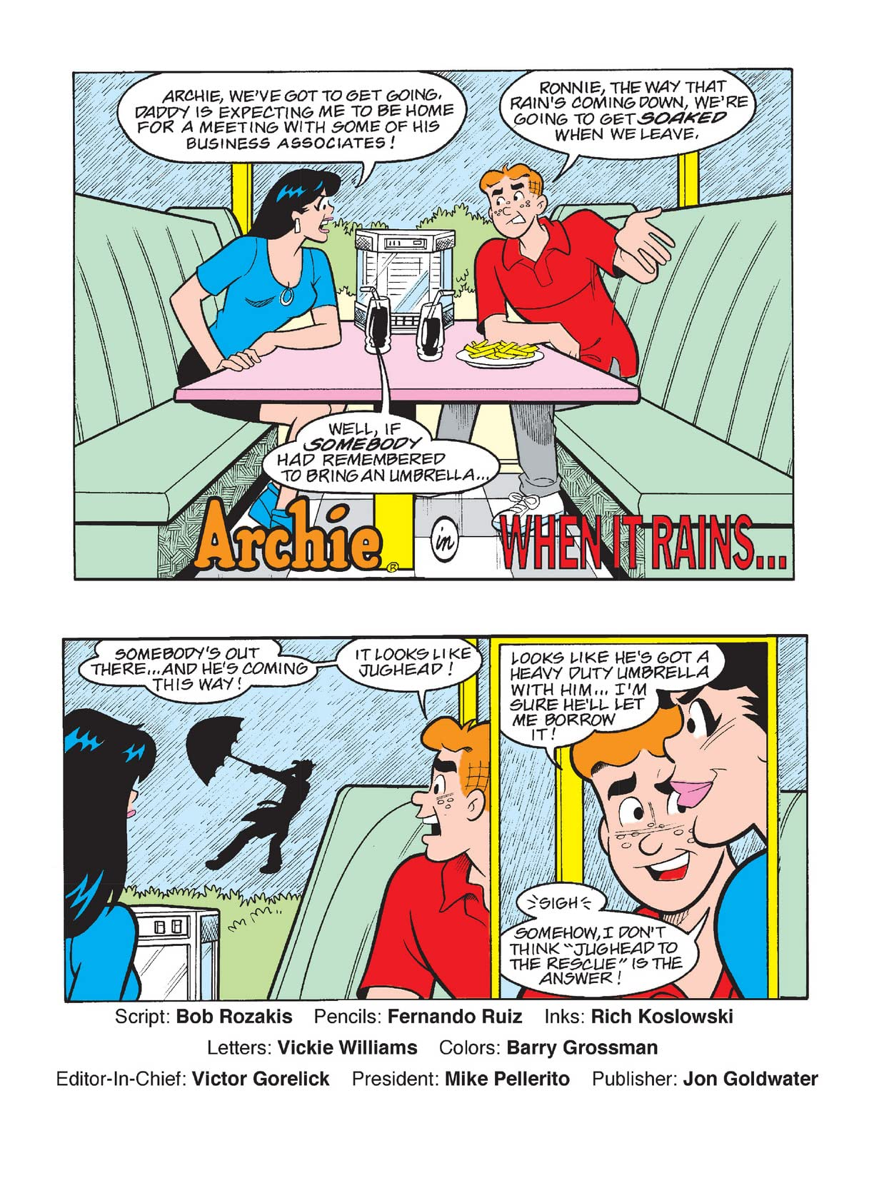 World of Archie Double Digest #38