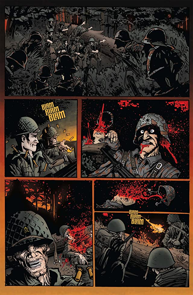 Grunts: Preview