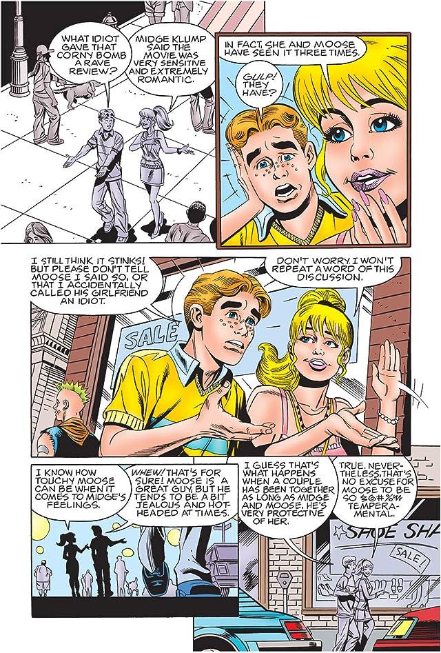 Archie New Look Series - Book 3: Moose & Midge Breakup Blues