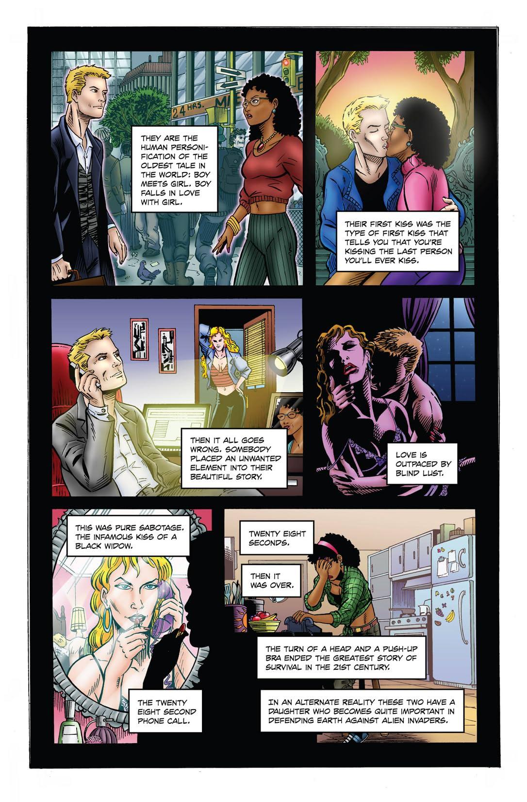 Mis-adventures of Adam West: Ongoing #10