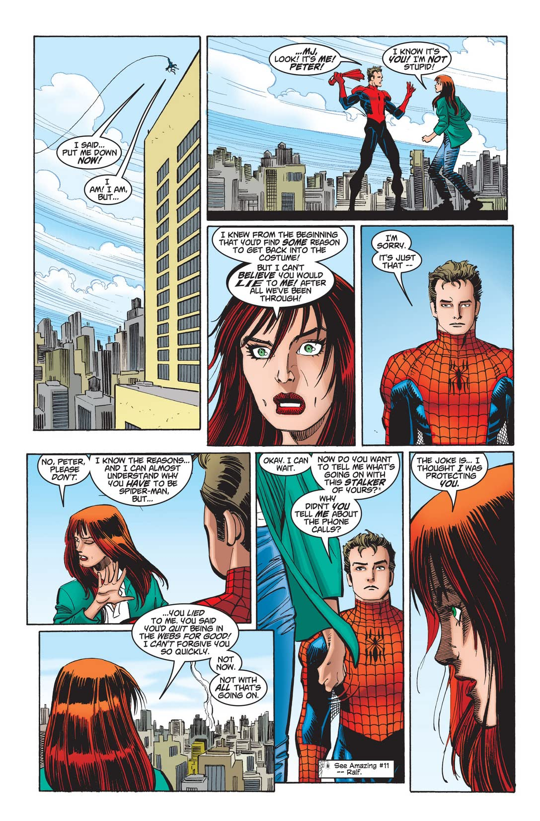 Peter Parker: Spider-Man (1999-2003) #11