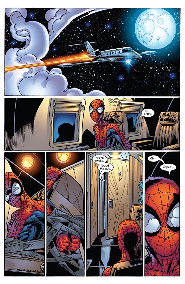 click for super-sized previews of Ultimate Spider-Man (2000-2009) #57