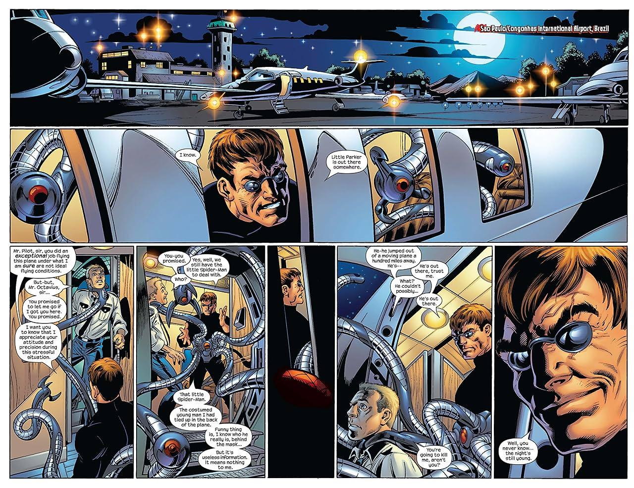 Ultimate Spider-Man (2000-2009) #58