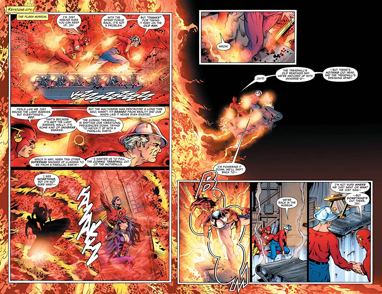 Justice Society of America (2007-2011) #11