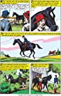 Classics Illustrated #60: Black Beauty