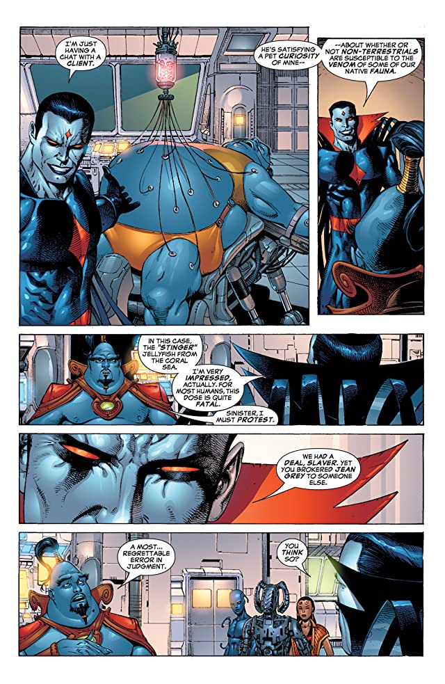 click for super-sized previews of X-Men: The End #3: Dreamers and Demons