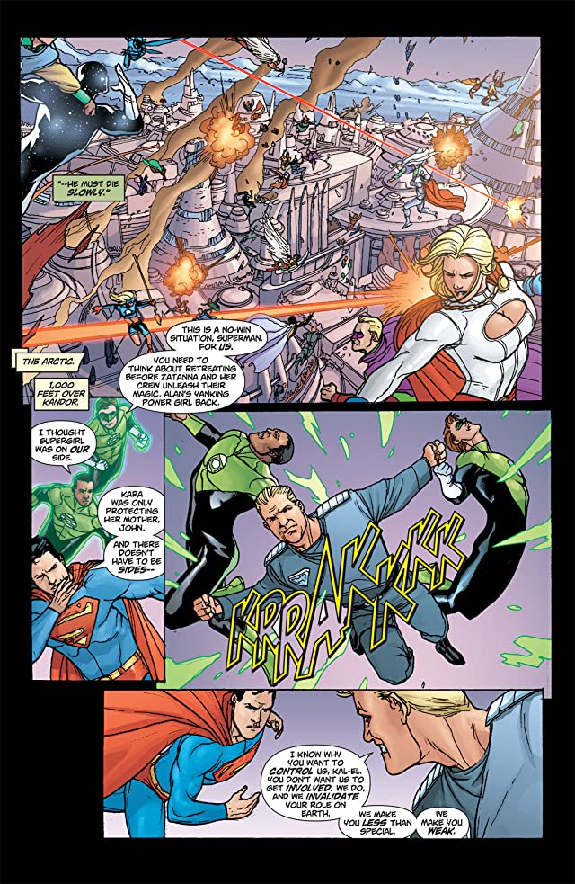 click for super-sized previews of Action Comics (1938-2011) #873