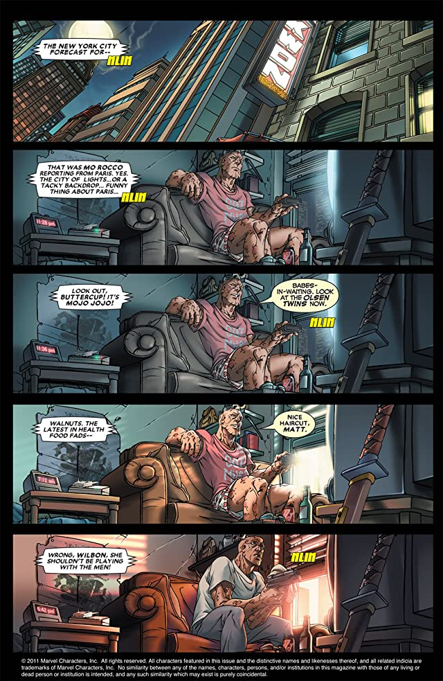click for super-sized previews of Cable & Deadpool #1