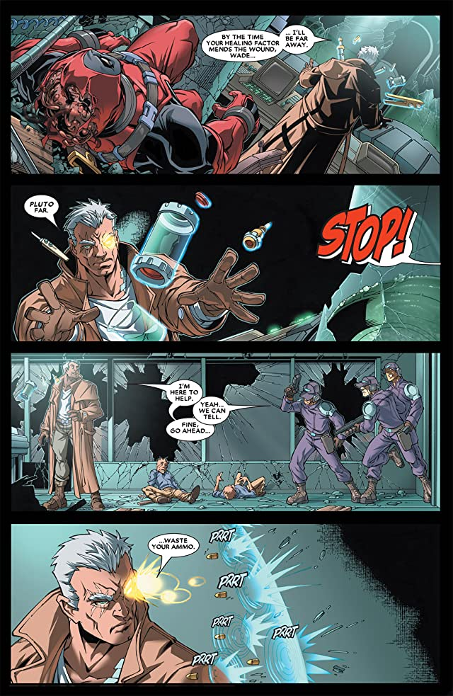 click for super-sized previews of Cable & Deadpool #2