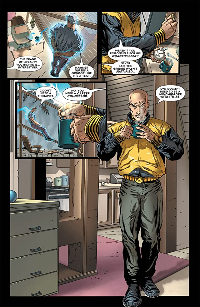 click for super-sized previews of Cable & Deadpool #3