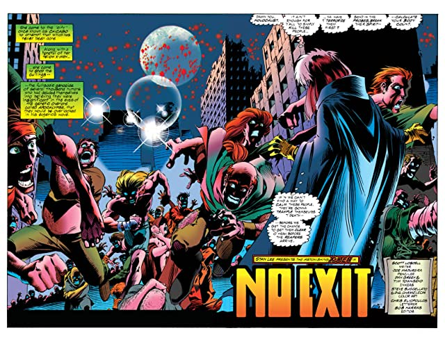 Astonishing X-Men (1995) #2 (of 4)