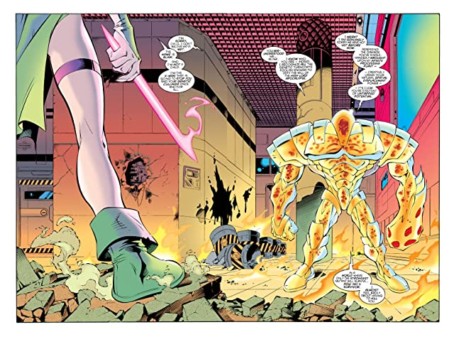 Astonishing X-Men (1995) #4 (of 4)