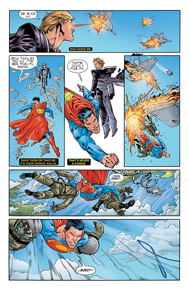 click for super-sized previews of Action Comics (1938-2011) #880