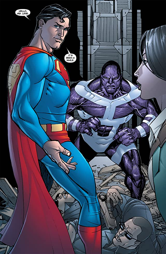 click for super-sized previews of Superman (1939-2011) #700