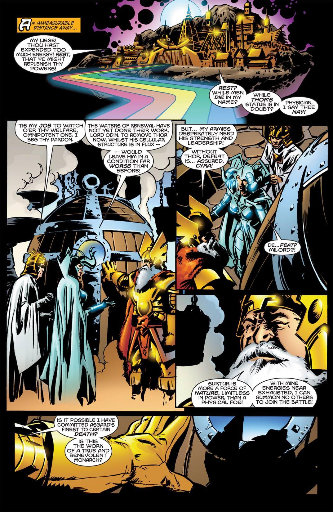 Thor (1998-2004) #40