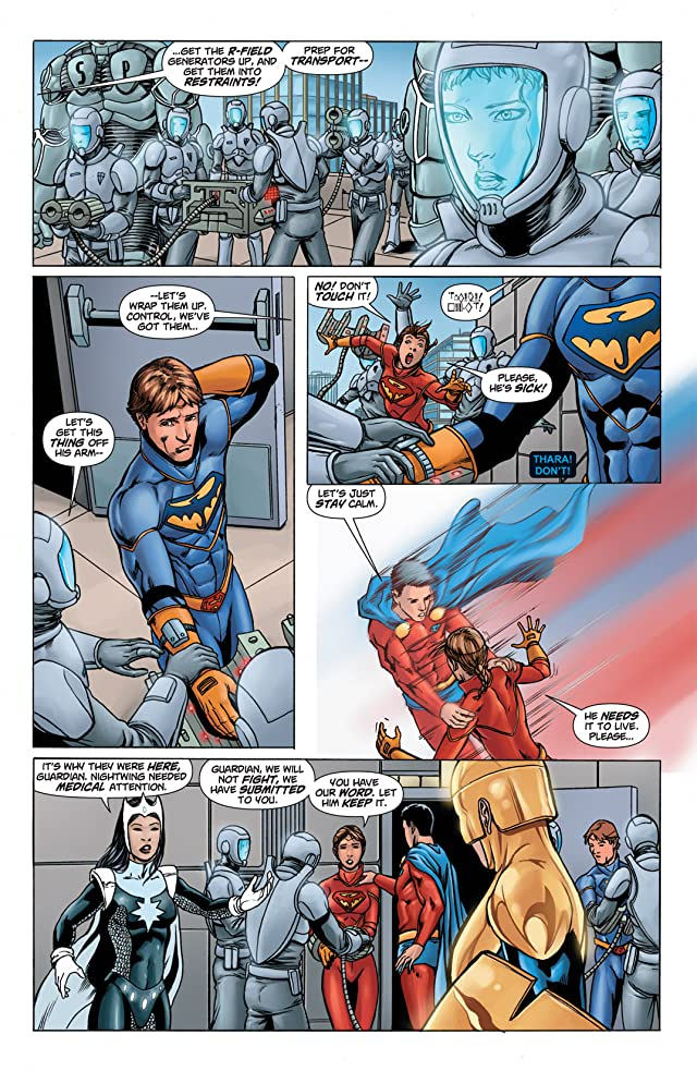 click for super-sized previews of Action Comics (1938-2011) #885
