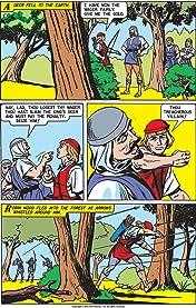 Classics Illustrated #7: Robin Hood