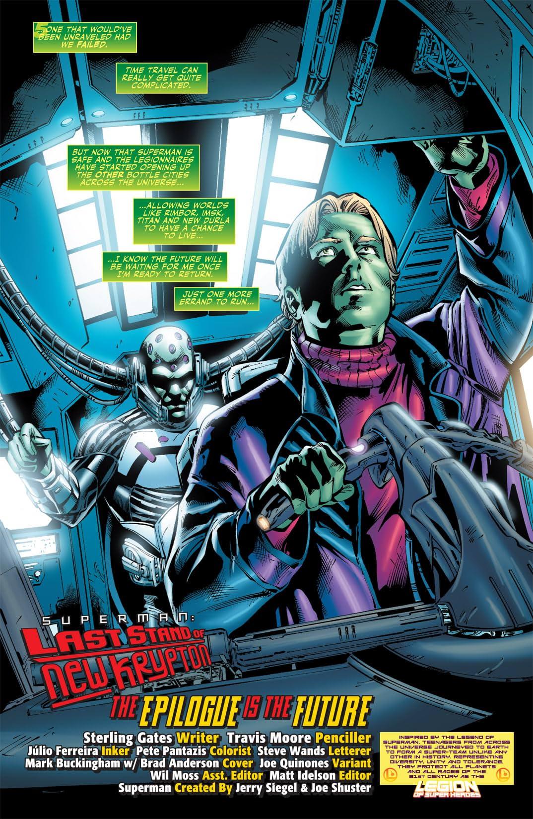 Adventure Comics (2009-2011) #11