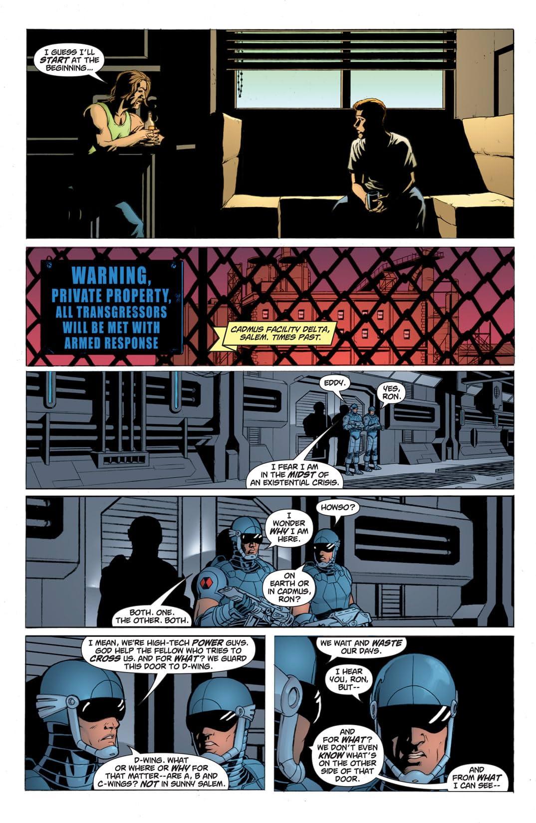 Adventure Comics (2009-2011): Special #1