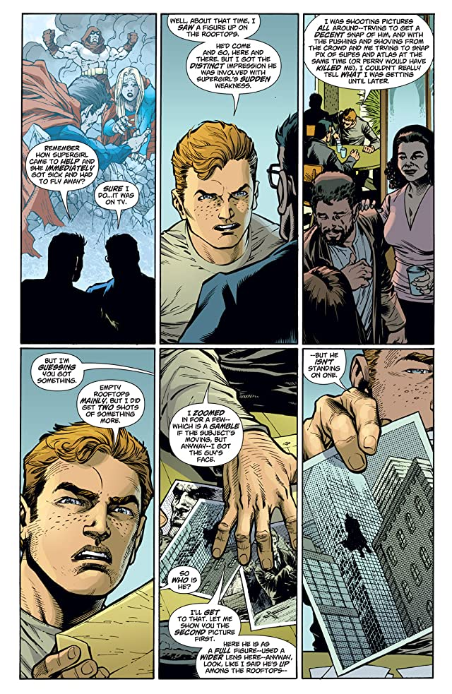 click for super-sized previews of Superman's Pal, Jimmy Olsen Special #1