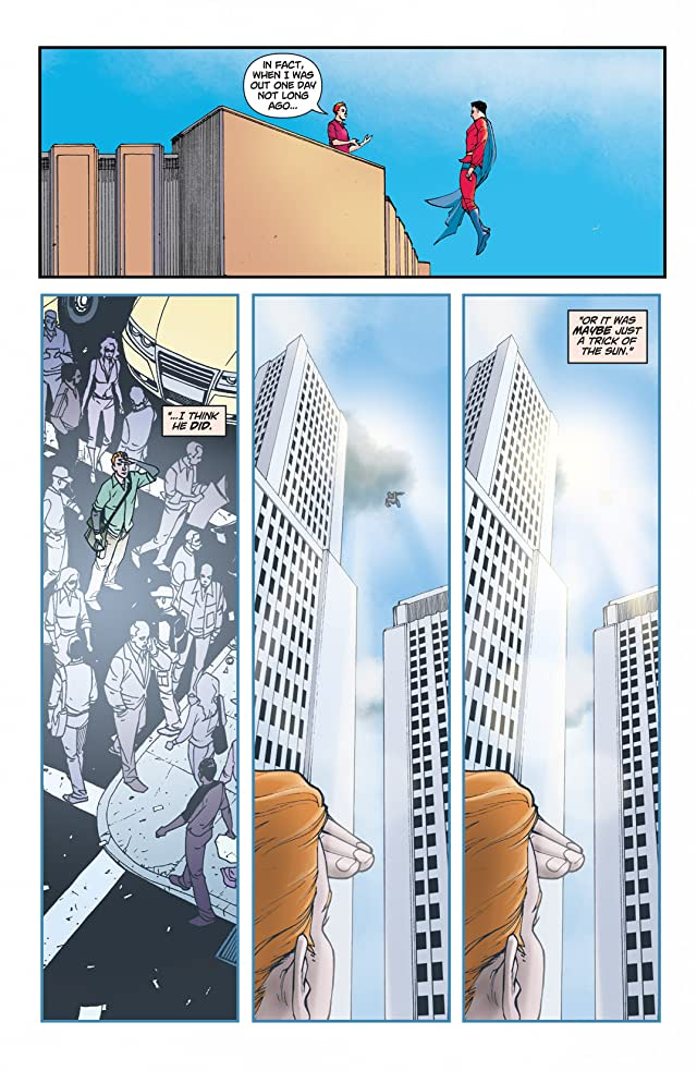 click for super-sized previews of Superman's Pal, Jimmy Olsen Special #2