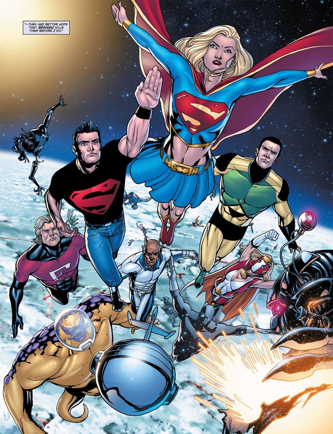 Superman: Last Stand of New Krypton #2 (of 3)