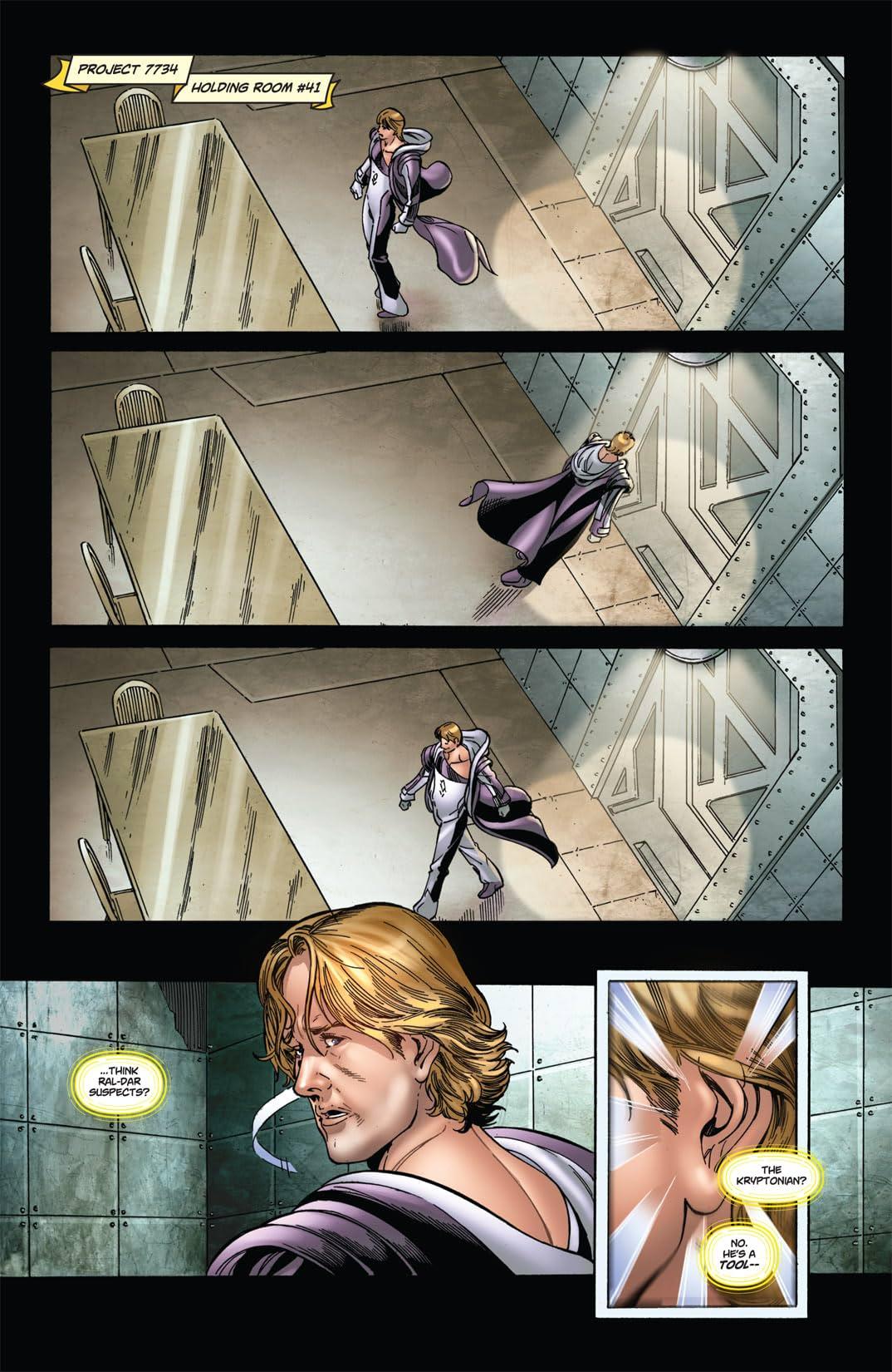 Supergirl (2005-2011) #44