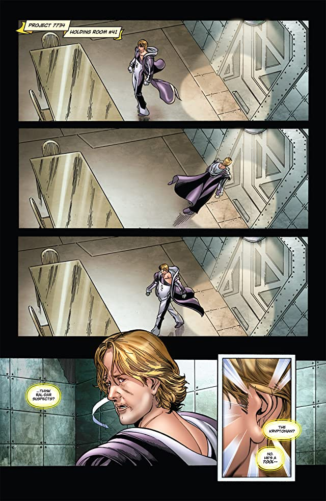 click for super-sized previews of Supergirl (2005-2011) #44