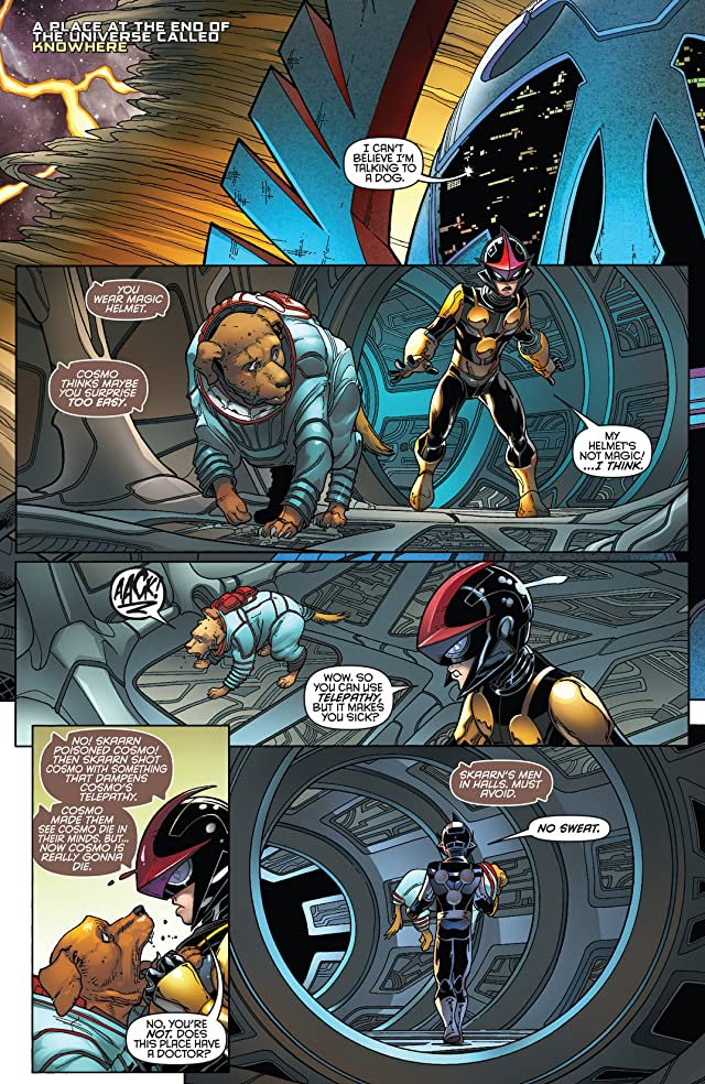 click for super-sized previews of Nova (2013-2015) #15