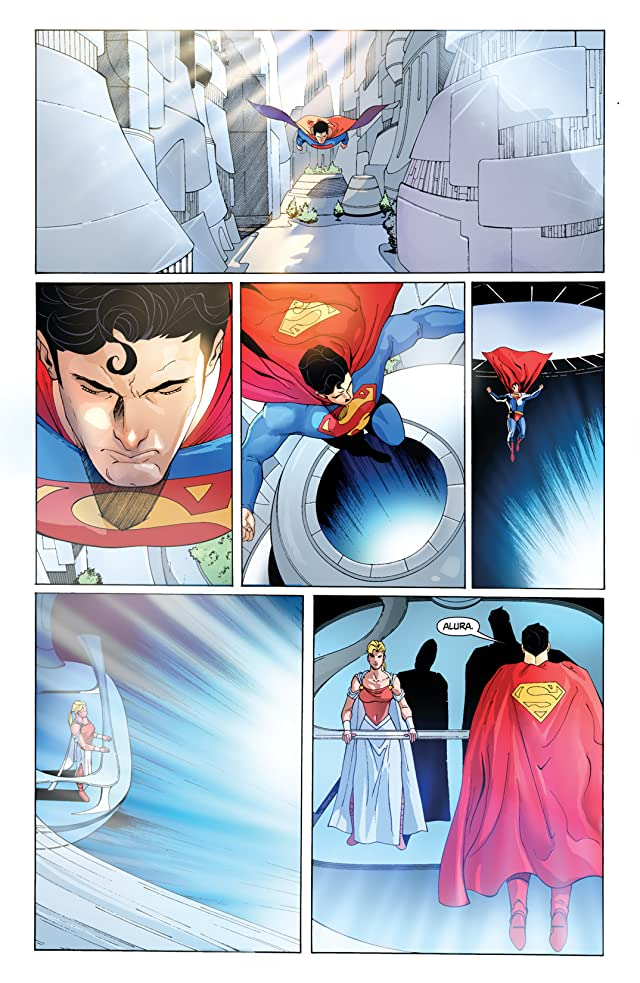 click for super-sized previews of Superman (1939-2011) #683