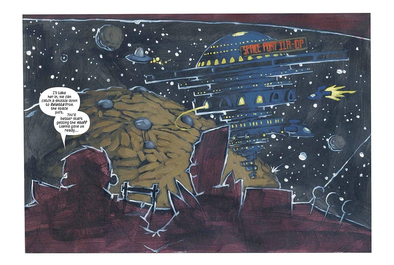 The Intergalactic Adventures of Zakk Ridley #2