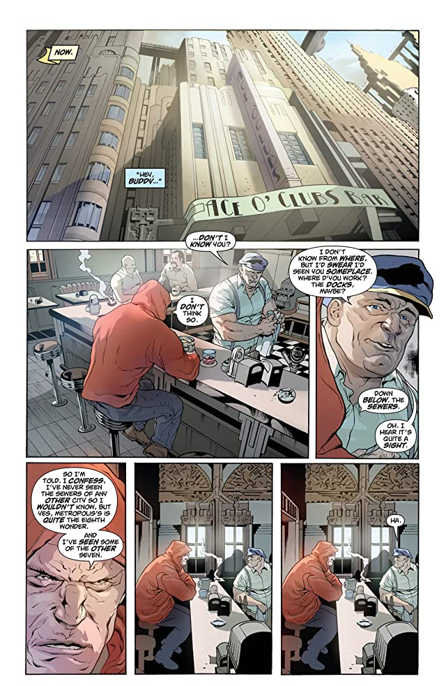 click for super-sized previews of Superman (1939-2011) #686